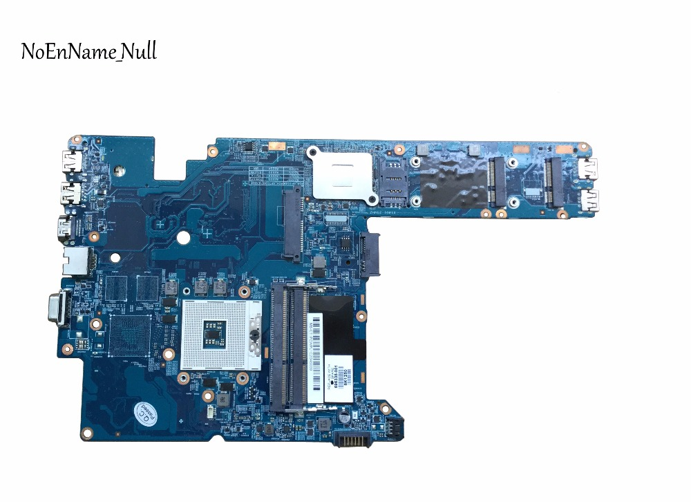683856-501 Free Shipping Original laptop motherboard for HP Probook 4340S motherboard 683856-001 PGA989 DDR3 100% Fully tested
