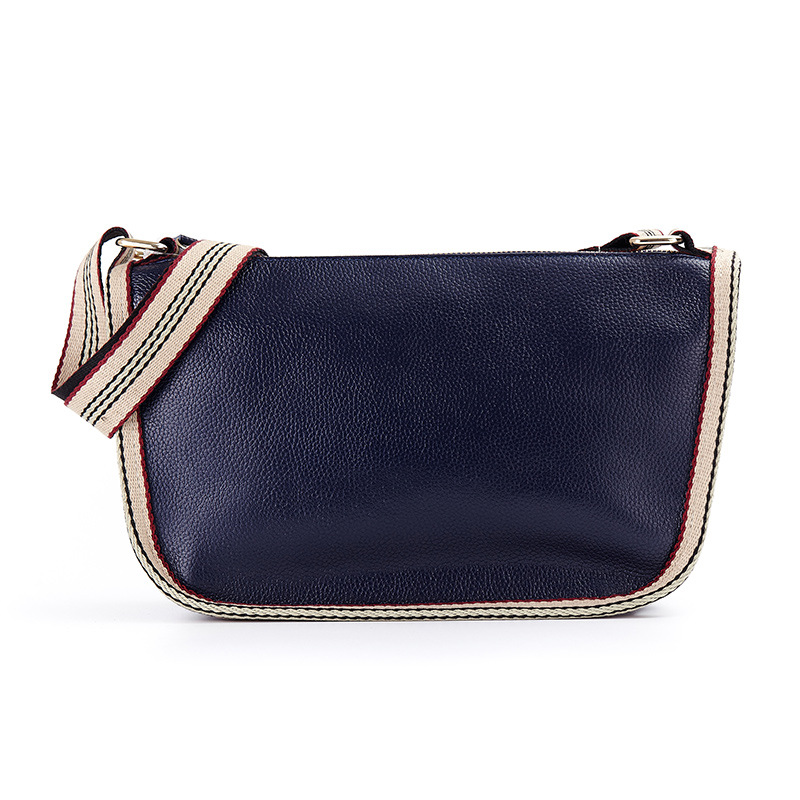 MIUMOFOX Genuine Leather Womens Messenger Bags Patchwork Luxury Handbags MAMA Shoulder Bags Crossbody Bags with double zippers<br><br>Aliexpress