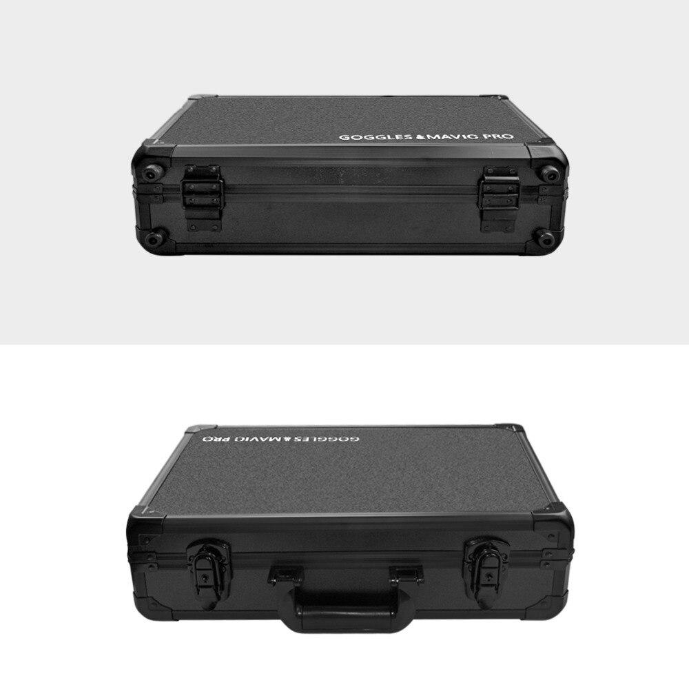 DJI MAVIC Glasses VR Glasses Box Safety Box Suitcase Waterproof Storage Bag Humidity Suitcase for DJI Mavic VR Accessories