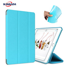 Case for Apple ipad mini 1 / 2 / 3 PU Leather + glitter soft silicone back cover tablet case ultrathin TPU shell coque housing(China)