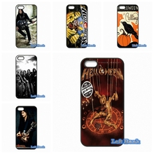 For Apple iPhone 4 4S 5 5S 5C SE 6 6S 7 Plus 4.7 5.5 iPod Touch 4 5 6 Cheap Helloween Speed Metal Band Case Cover