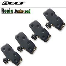 4pairs Resin MTB Mountain Cycling Bicycle Bike Disc Brakes Pads FOR Avid Code R 2011-2014  Wholesale