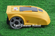 Robot Grass Cutter L2700 Lead-acide Battery with remote control,Auto Recharge,LCD display,range function,Subaarea function