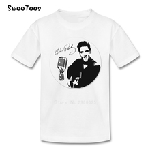 children T Shirt rock n roll infant Pure Cotton O Neck elvis presley kid Tshirt 2017 toddler Tees boy girl T-shirt For baby(China)