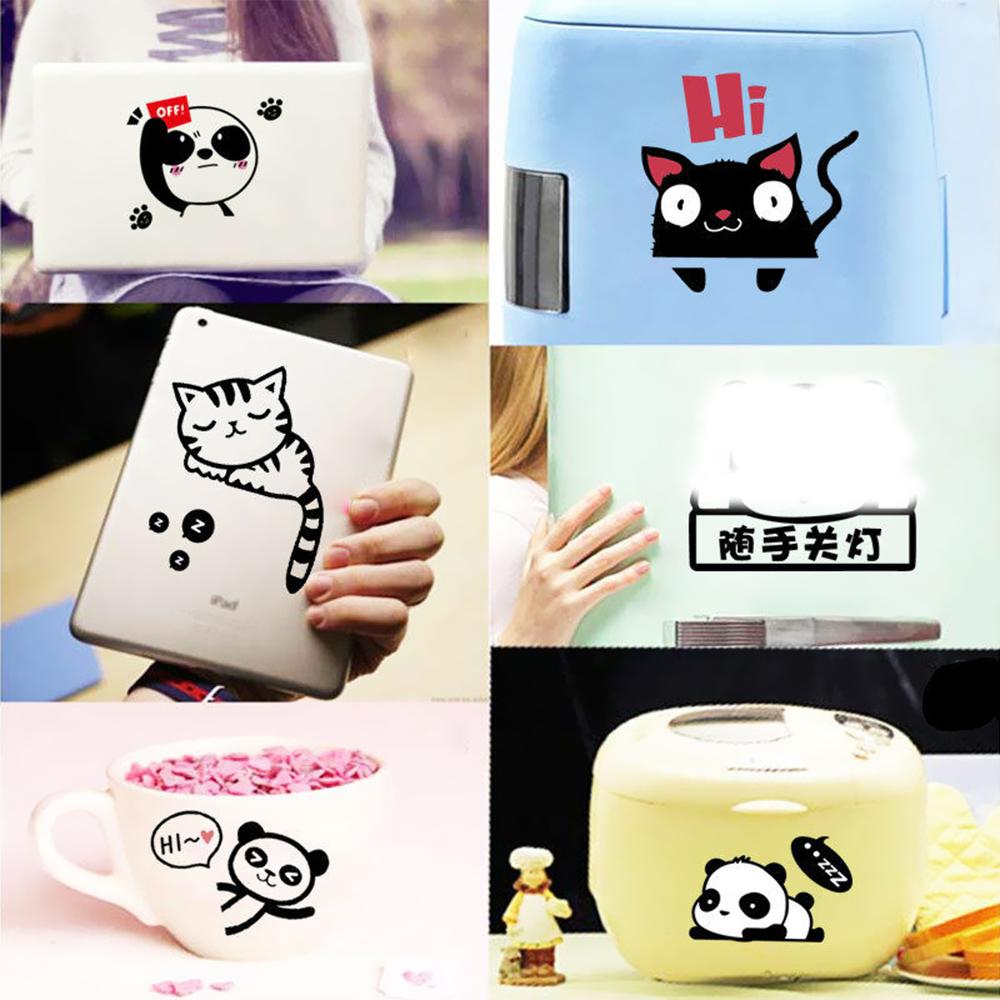 HTB1m2VMfBLN8KJjSZPhq6A.spXaX - DIY Cute Cat Panda Switch Sticker