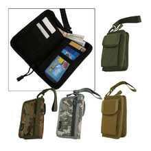 Universal Outdoor Tactical Military Phone Cases Bag Multifunction Key Wallet Pouch Bag