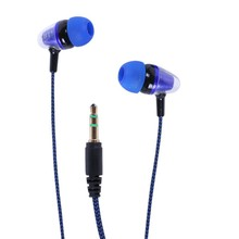 Super Bass Clear Voice Earphone Headset Mobile Computer MP3 Universal Earphone With Cool Outlook
