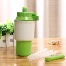 Great Market Random Color Household Manual Water Bottle/Jug Hand Pump Hand Press Dispenser