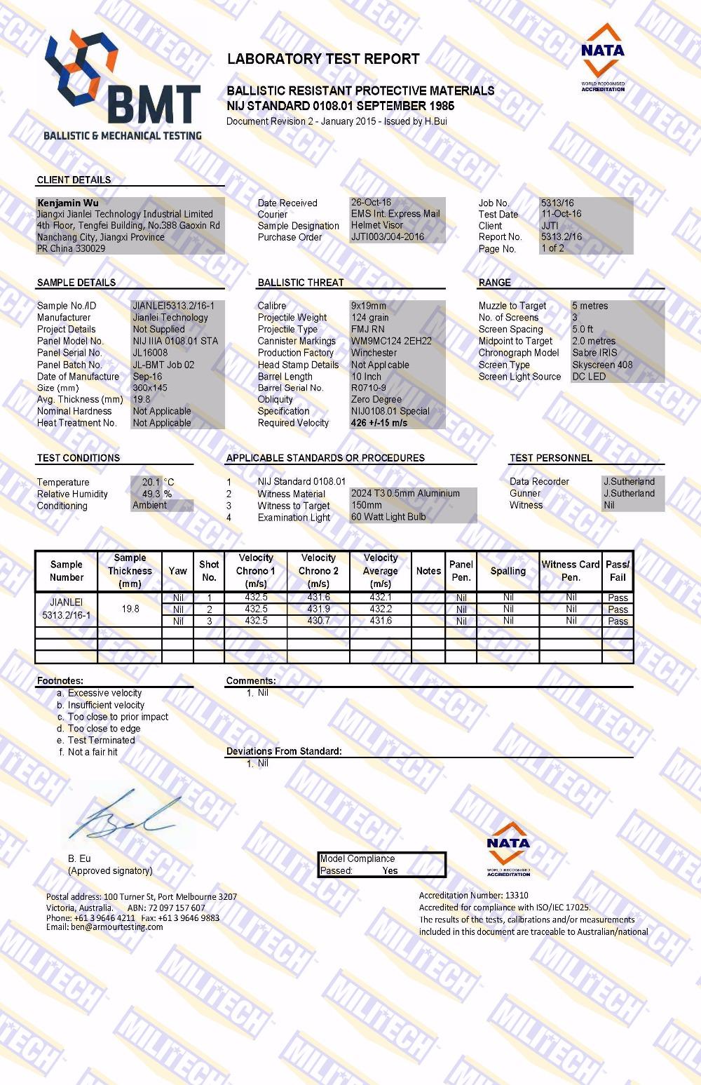 JIANLEI5313.2 NIJ 0108.01 Helmet Visor_Page_1
