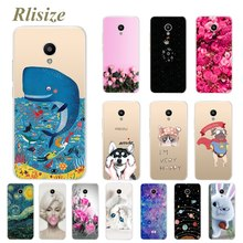 Soft TPU Cover Meizu M3 Meizu M3 Mini Case Cute Patterned Cases Meizu M3S Meizu M3S Mini Silicone Phone Cover Shell Capa