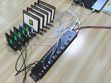 30 port USB 2. hub 30 port USB charging station quick charger for connect many cryptocurrency miners(China)