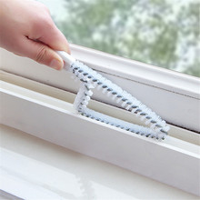 Kitchen Bathroom Window Cleaner Brush Flume Window Crevice Cleaning Brush To Remove Dust Computer Keyboard Cleaners Tools A1828c(China)