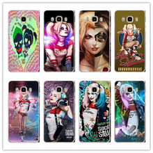 X task force little ugly Harley Quinn Hard plastic PC case cover For Samsung Galaxy S6 S7 edge S3 S4 S5 mini(China)