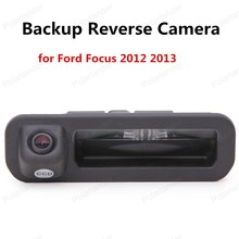 best selling Auto Backup Reverse Camera CCD Night Vision Car Rear View Camera for Ford Focus 2012 2013