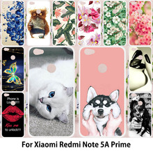 Buy TAOYUNXI Case Xiaomi redmi Note 5A Prime Case Xiaomi Xiomi Redmi Note 5A Prime Cover Y1 Note5A Soft Silicone Painting for $1.46 in AliExpress store