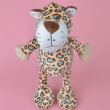 NICI 35cm Leopard Cat Plush Toy for Cute Baby/ Kids Gift, Plush Doll Free Shipping