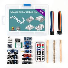 Robot Car Sensor Kit for Arduino/Raspberry Pi Smart Car Project
