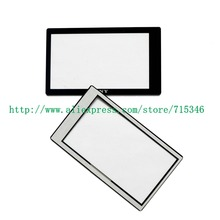 New LCD Window Display (Acrylic) Outer Glass For Sony ILCE-6000 A6000 Digital Camera Repair Part(China)