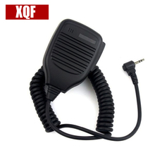 1Pin 2.5mm Speaker Microphone for Motorola Talkabout Radio T6200 FR50 FR60 Cobra Radio(China)