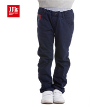 boys casual trousers winter pants warm lining children clothing pants for boys 2015 warm pants for boys clothing kids pants(China)