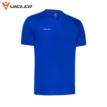 Vicleo Brand Soccer Practice Short for Men Breathable Compression Quick Dry Running Fitness Gym Training Jersey 16Z02001(China)
