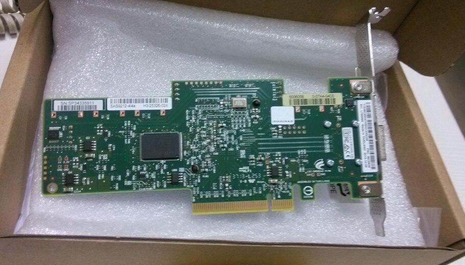 AE369A  FC1243SR 4GB DUAL CHANNEL PCI-X 2.0 FIBRE CHANNEL HOST BUS ADAPTER  1 year warranty<br><br>Aliexpress
