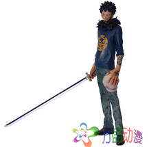28cm Trafalgar Law One Piece Action Figures Anime PVC brinquedos Collection Figures toys with Retail box AnnO00586A
