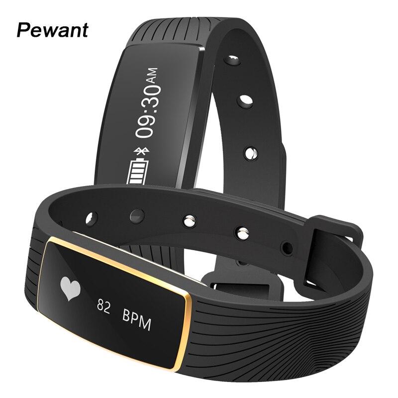 Pewant Smartband P2 Heart Rate Monitor Smart Band ...