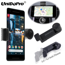 360 Degree Rotation Elastic Car Air Vent Mount Bracket Holder for Google Pixel 2 XL Nexus 6P 5 4 for LG Nexus 5X Phone Trestle(China)