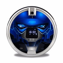 JISIWEI S+ Vacuum Cleaner TPU Avoidance Sensor Remote Mobile APP Control Smart Robot Vacuum Cleaner HD Camera Mop Home Cleaner