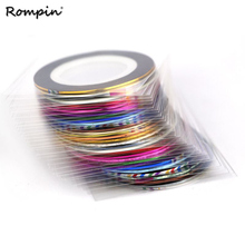Rompin 14pcs/bag Color Tinsel Chenile Glittering Tape Line Larve Midge Body Head Streamer Fly Tying Material