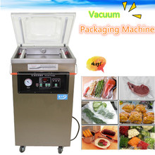 220V Vacuum Packaging Machine Sealing Machine Closing Machine Vacuumizer Wet Or Dry