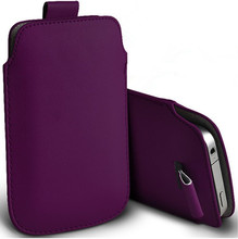 New 13 Colors Pull Up Bag Case Pouch for Prestigio Grace Q5 Leather PU Phone Bags Cases Cell Phone Accessories