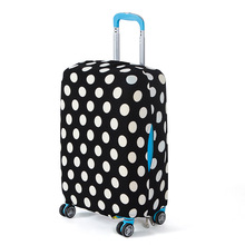 Elastic Luggage Protective Covers Trolley Suitcase Dust Rain Bags Case For 18 to 30 inch Travel Accessories Supplies Products(China)