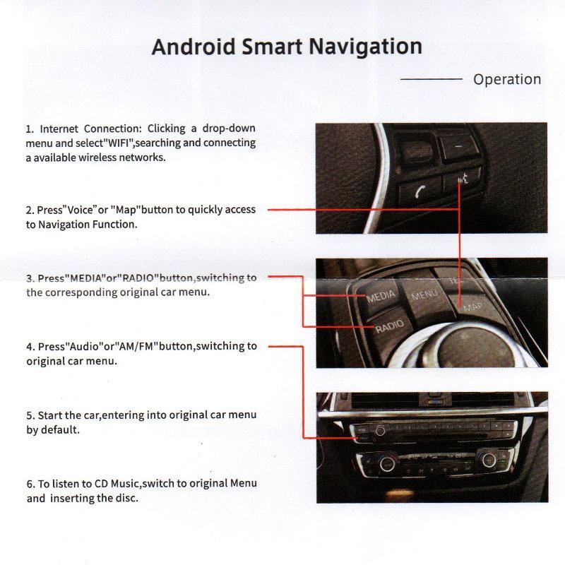 For BMW 5 Series F10 F11 2010~2012 LiisLee Car Multimedia GPS Audio Hi-Fi Radio Stereo Original Style For CIC Navigation NAVI 2