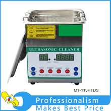 Dual-power MT-113HTDS Digital Ultrasonic Cleaner Bath Electronic Components Jewelry Glasses Circuit Board Cleaning Machine(China)