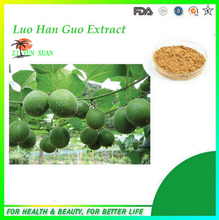 Organic monk fruit sweetener, high quality monk fruit extract, luo han guo extract 100g