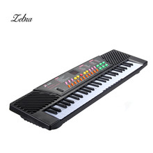 54 Keys Music Electronic Keyboard Electric Piano For Kids Gift Toy Musical Instrument Fun Amusement Accessory