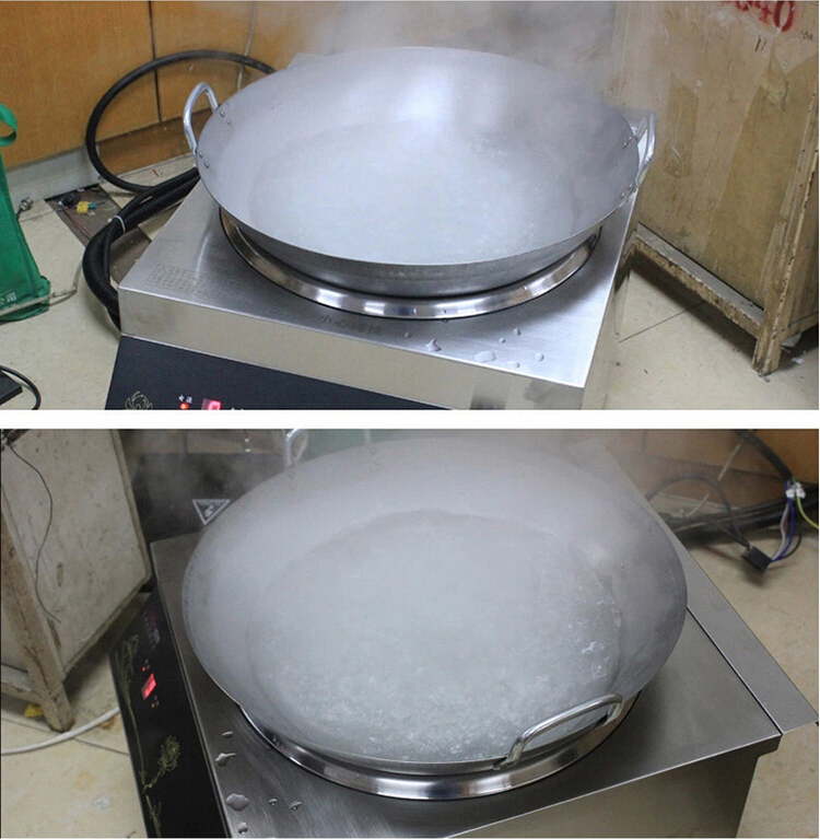 Commercial induction cooker (8)