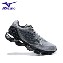 Mizuno Wave Prophecy Cushioning 6 sports Men Shoes 2 Colors Sneakers Sports Fencing Shoes Size 40-45(China)