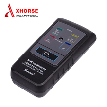 Original XHORSE Remote Tester Radio Drequency(RF) Infrared(IR) for 300Mhz-320hz/ 434Mhz/868Mhz Auto key Programmer Free Shipping(China)