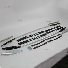 Fit for Nissan X-TRAIL 2014 2015 2016 baggage luggage roof rack rail cross bar crossbar