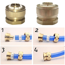 Brass Washing Machine Water Hose Pipe Fitting Tap Fitting Connector Adapter