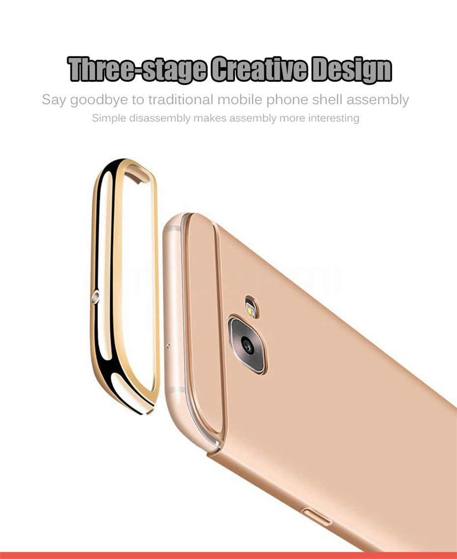 MOUSEMI Phone Cases For Samsung Galaxy A3 A5 A7 2016 2017 Case Luxury For Samsung Galaxy A8 plus 2018 Case 360 Full Covers Coque (8)