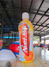 4M Adversiting Inflatable Beverage Can Replica Beverage Cans inflatable can with full print for party decoration /advertising(China)