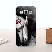 Unique  Design High Quality phone case For GALAXY A3 case  Strange 3D effects design sexy girl