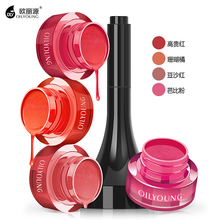 Cosmetics Makeup Magic Air Cushion Matte Lipstick Liquid Lip Kit Long Lasting Waterproof Lip Liquid Gloss Beauty Lipstick Cream