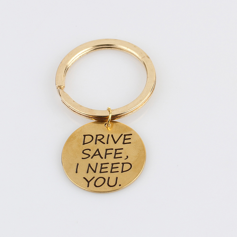 New-Letter-DRIVE-SAFE-I-NEED-YOU-Keyring-Charms-Keychain-Women-Men-Jewelry-Key-Chain-Car (1)
