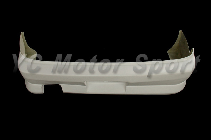 1989-1994 Nissan S13 Silvia PS13 BN Sports Style Rear Bumper FRP (2)