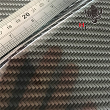 CARBON FIBER Water Transfer Printing Films Aqua Print Films For Motorcycle/car decoration 50CM Hydrographics Film HF325(China)